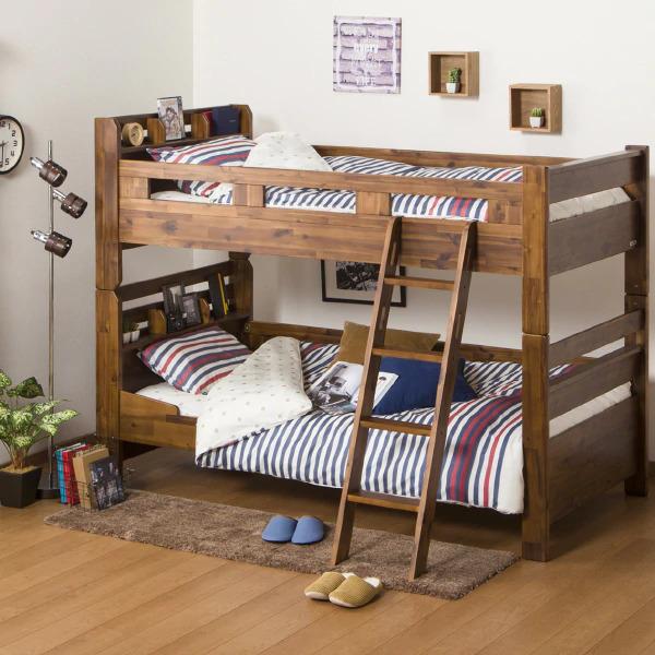 ニトリの二段ベッド