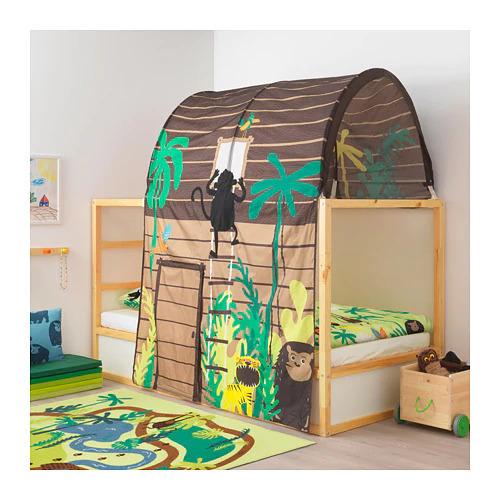 IKEAのリバーシブルベッド