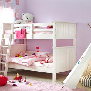 おしゃれな二段ベッド7選♪新学期に向けて子供部屋をかわいくしよう!