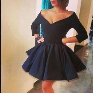 秋のトレンド!「リトルブラックドレス」はママの強い味方です♡