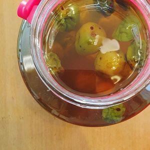 今が旬!美味しい自家製「梅シロップ」の作り方☆