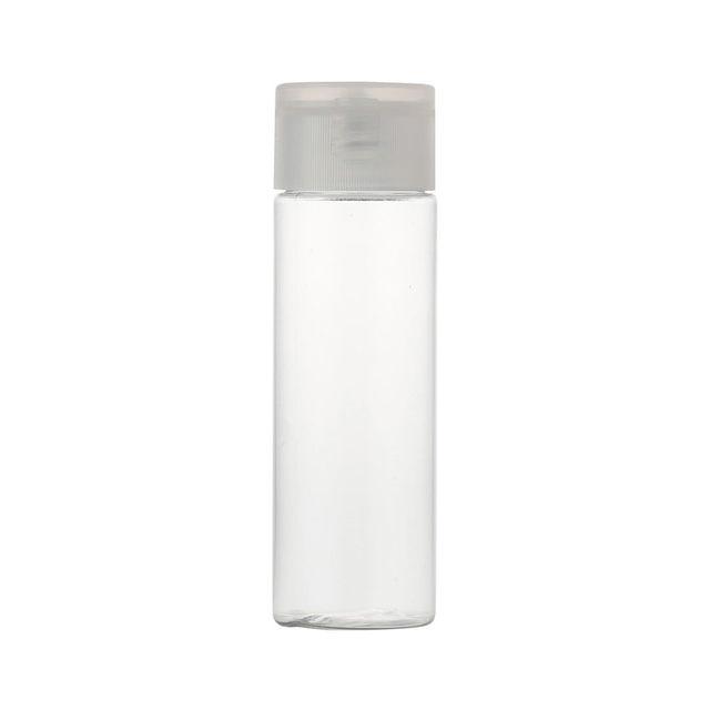 無印良品のPET小分けボトルワンタッチキャップ