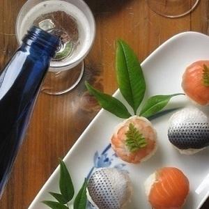"""お正月やおせちの箸休めに♡コロンとかわいい""""手まり寿司""""のレシピ"""