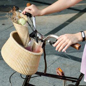 いつもの相棒がおしゃれに変身!自転車の「カゴだけDIY」アイデア