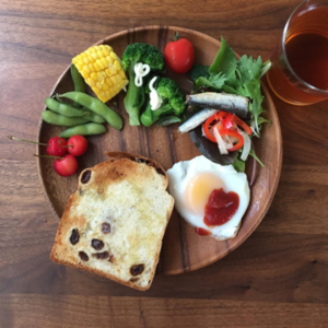 忙しい朝でも栄養満点♡達人ママに聞く、簡単「ワンプレート朝食」のコツ