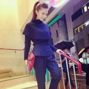 シンプルなのにおしゃれ!安田美沙子さんのナチュラルファッション♡