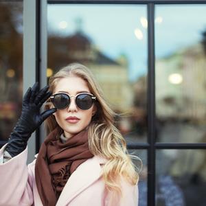 冬コーデの主役に♡あったかくて美人度UPも狙える「手袋」の選び方
