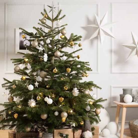 IKEAのクリスマスツリー