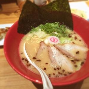 日本で4店舗しか食べられない!ー風堂の限定ラーメン「かさね味」